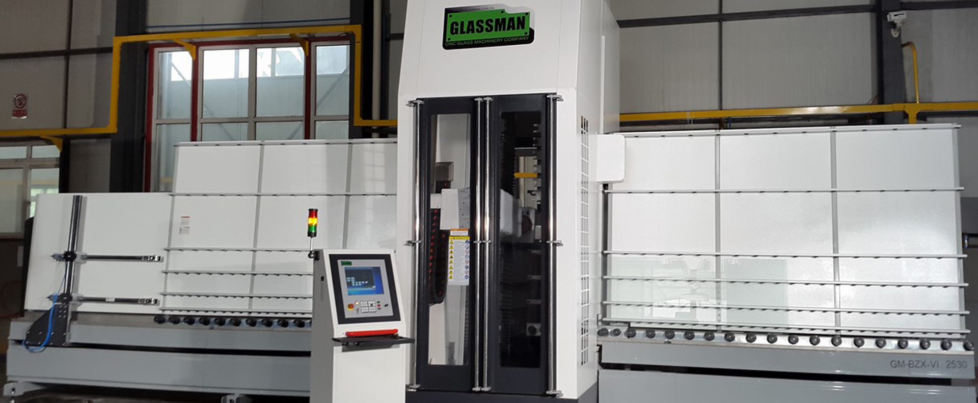 GLASSMAN CNC Drilling & Milling Machine